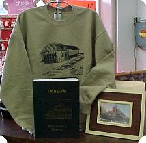 Train Depot Fundraisers Items